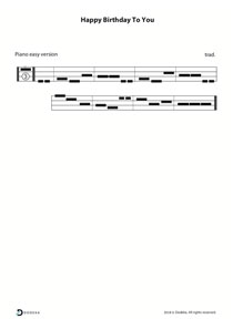 dodeka-happy-birthday-to-you-free-sheet-music-pdf-download